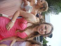 prom dress ,absolutely beautiful £60