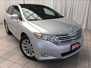 2010 Toyota Venza Premium Package AWD *PANO ROOF*