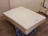 Posturpedic kingsize king size mattress