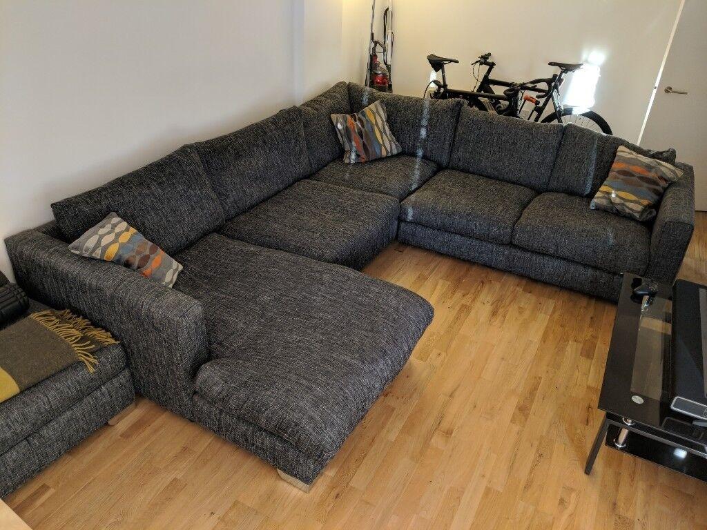 new arrival a8e0c f5dcb HALF PRICE Large Corner Sofa - Sofology Majestic Range | in London | Gumtree