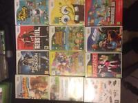 Wii and Xbox stuff