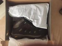 Brand new and unused men's walking boots Size 10
