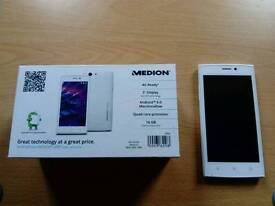 Medion E5005 Android smartphone