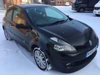 2006 RENAULT CLIO DYNAMIQUE 1.5 DCI,DIESEL,MANUAL, LONG MOT, £30 ROAD TAX, CHEAP TO RUN,P/X TO CLEAR