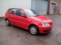 Vw Polo Very Low Genuine Mileage Long Mot Nice Clean Car Cheap To Run And Insurance