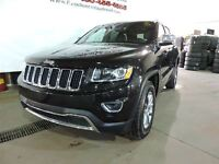 2014 Jeep Grand Cherokee LIMITED, TOIT OUVRANT, UCONNECT 8.4 POU