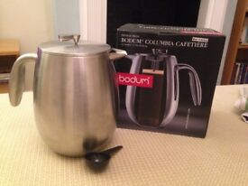 Bodum Columbia Cafetiere- 12 cups (Brand New)