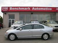 2006 Honda Civic Hybrid 1 OWNER-CLEAN CARPROOF-CANADIAN-ONLY 99K