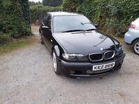 BMW 316I MSPORT