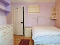 Balfour Road, furnished double room, utility bills included