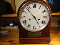 1923 antiques clock ,needs some attention