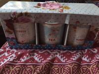 Tea coffee sugar jaes