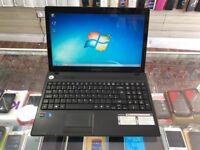 eMachines E442 Laptop - AMD Processor2.30GHz 250GB HDD 3GB RAM Windows 7