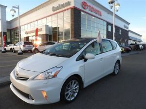 Toyota Prius v - FREE WINTER TIRE OR REMOTE START OR $1000 CASH