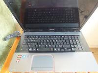 """Thosiba gaming laptop 17"""" ; for sale!!"""