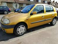 🚖CHEAP AUTOMATIC RENAULT CLIO 1.6 not fiat Vauxhall Astra corsa yaris smart fiesta