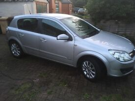 Vauxhall Astra Design 1.8l