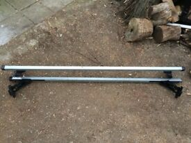 Halford Easy fit roof rails