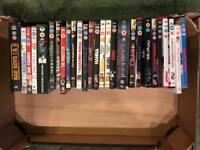 163 DVDs