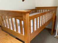 Cabin bed with matching furniture