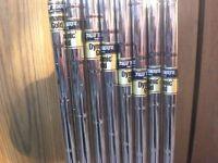 True Temper Dynamic Gold R300 shafts 4-PW .370 tip