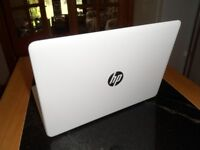 HP NOTEBOOK 14-bw007na. ALMOST NEW!