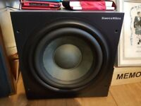 Bowers Wilkins ASW610 Subwoofer (B&W Sub)