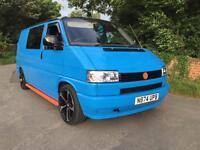 Vw Transporter T4 Camper Van 1.9d