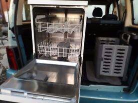 Full size dishwasher, excellent working order