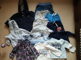 Boys 3-6months winter bundle including coat!