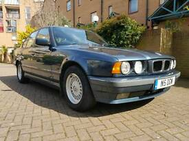 E34 BMW 525tds SE automatic (not e30 e36)