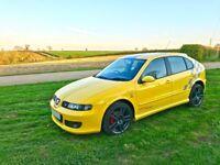 2004 / 54 Seat Leon Cupra R