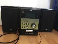 Jvc stereo system **OPEN TO OFFERS**