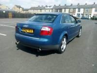 Audi A4 2.5 Tdi Se Automatic Brilliant drives Clean bodywork hpi Clear cheap and Bargain price