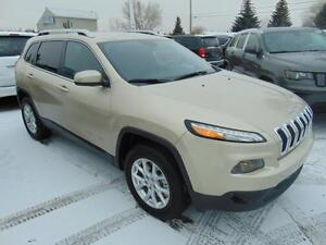 2014 Jeep Cherokee Latitude North 4x4