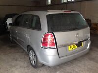 Vauxhall 07 Zafira and 08 Astra 1.6 Z16 XER engines for sale in good condition Z16 code engines