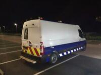 campervan/sleeper/welfare van