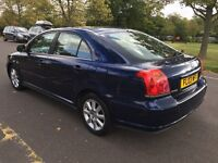 2003 Toyota Avensis 1.8 VVT-i T3-S 5dr Automatic Low Miles @07445775115@ 07725982426@