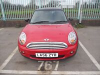 (2007)MINI COOPER 1.6 CC ,.6 SPEED.....WITH SERVICE HISTORY,,,,,