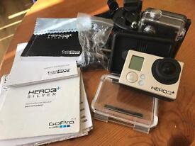 GoPro 3+. Sold sold