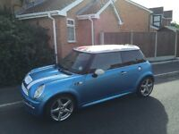 2003 Mini Cooper S cat d repaired 2009