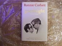 And Its Goodnight From Him: The Autobiography of the Two Ronnies, Ronnie Corbett - as new ideal gift