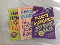 Brand new horrid henry books