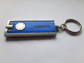 Garrity LED Keychain light
