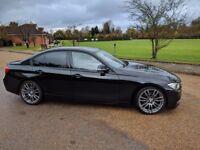 BLACK BEAUTY 2013 F30 330D M SPORT BMW SALOON