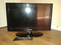 "LCD 26"" SAMSUNG FLAT SCREEN T.V."