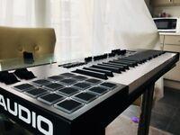 Midi Keyboard : M-Audio Code 49 Black NEW!!!