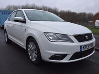 SEAT Toledo 2013 1.6 TDI SE 5dr in immaculate condition with full service history