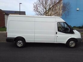 Ford Transit 06, medium wheel base medium roof 56 reg 70k miles NO VAT