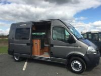 2006 Nissan Interstar LHD MWB low mileage recently converted Camper